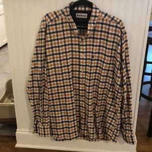 Barbour Flannel shirt
